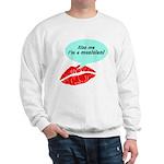 Kiss me I'm a muscian Sweatshirt