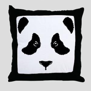 pandabk Throw Pillow