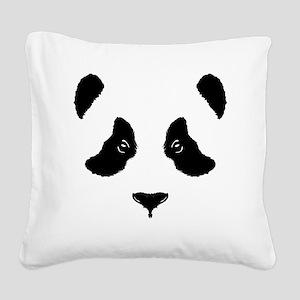 pandabk Square Canvas Pillow