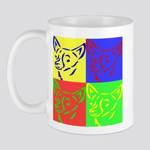 CHIHUAHUA POP ART Mug
