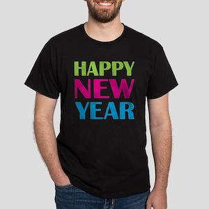 NEW YEAR Dark T-Shirt
