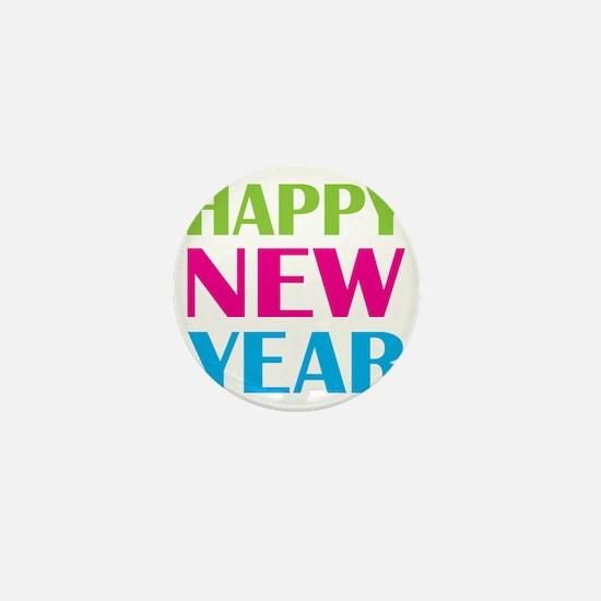 NEW YEAR Mini Button