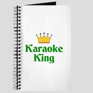 Karaoke King Journal