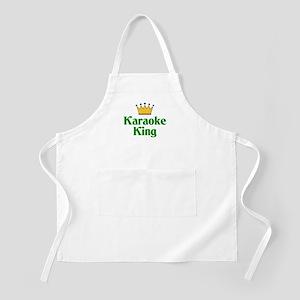 Karaoke King BBQ Apron
