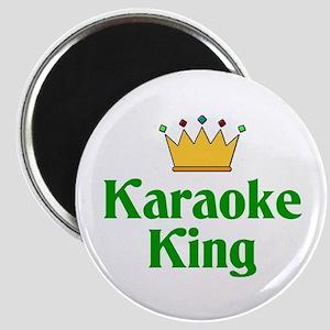 Karaoke King Magnet