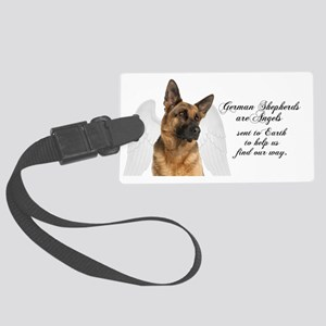 GSAngelPlate Large Luggage Tag