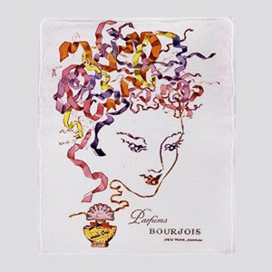 bourjois Throw Blanket