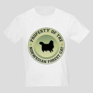 Norwegian Property Kids T-Shirt