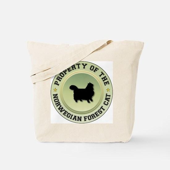 Norwegian Property Tote Bag