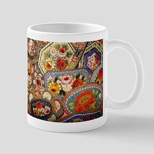 Micro Mosaic Coffee Mug