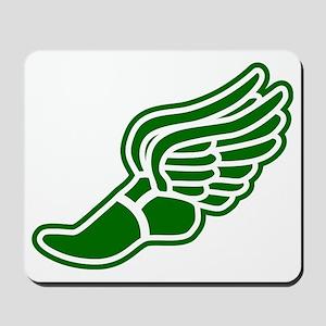 green-3000 Mousepad