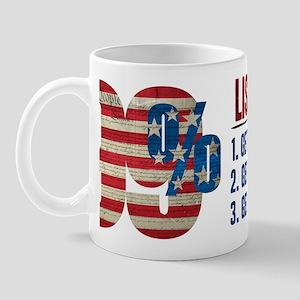 99% Demands Bumper Sticker Mug