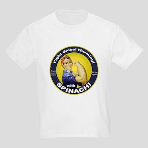 Rosie Round Kids T-Shirt