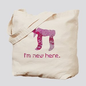 hi_new_1 Tote Bag