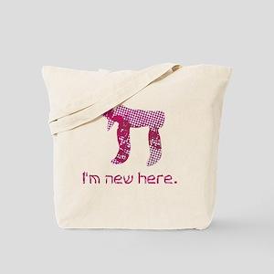 hi_new_1 Tote Bag