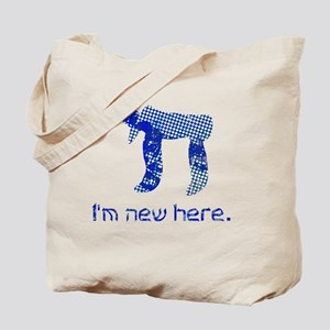 hi_new_5 Tote Bag