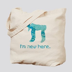 hi_new_2 Tote Bag