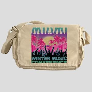 miami-wmc-collins-light Messenger Bag