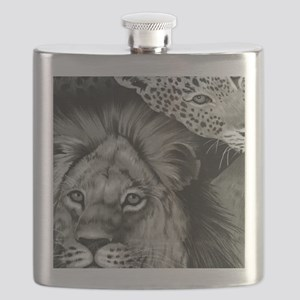Lion Eye Flask