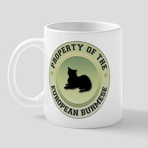 Burmese Property Mug