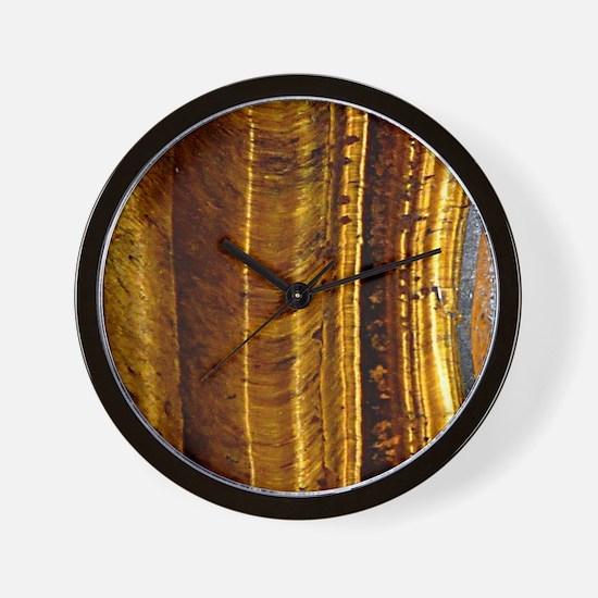 Tiger-Eye-iPad 2 Wall Clock
