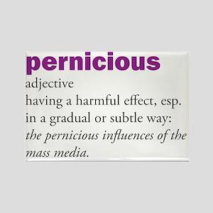 pernicious Rectangle Magnet