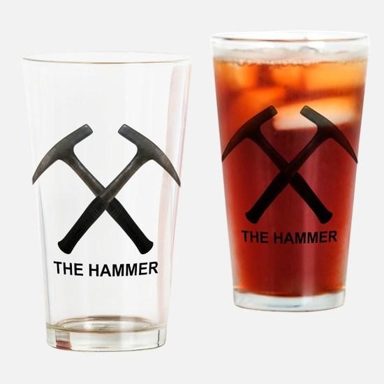 The Hammer Light Drinking Glass