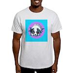 Australian Shepherd Puppy Light T-Shirt