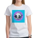 Australian Shepherd Puppy Women's T-Shirt