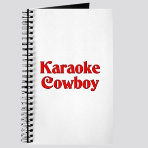 Karaoke Cowboy Journal