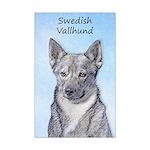 Swedish Vallhund Mini Poster Print