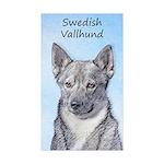 Swedish Vallhund Sticker (Rectangle 10 pk)