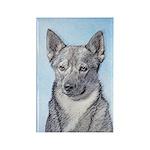 Swedish Vallhund Rectangle Magnet (100 pack)