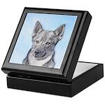 Swedish Vallhund Keepsake Box