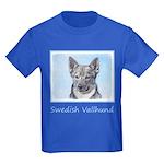 Swedish Vallhund Kids Dark T-Shirt