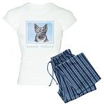Swedish Vallhund Women's Light Pajamas
