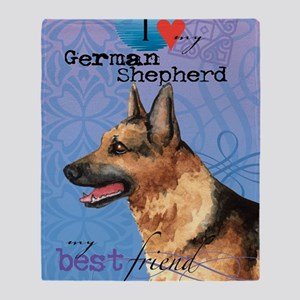 gershep-iPad Throw Blanket
