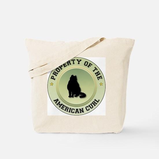 Curl Property Tote Bag