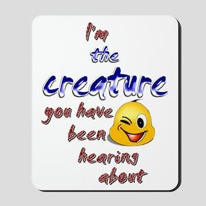 creature 001 Mousepad