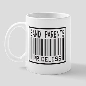 Band Parents Priceless Marching Mug