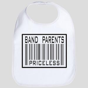 Band Parents Priceless Marching Bib