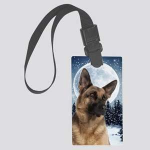 GSWinterNook Large Luggage Tag