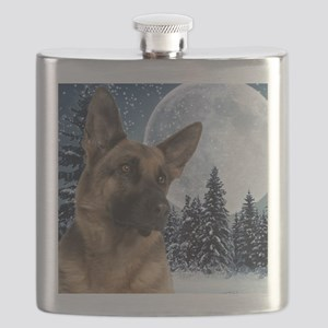 GSWinteriPad Flask
