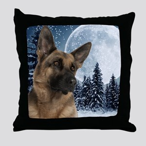 GSWinteriPad Throw Pillow