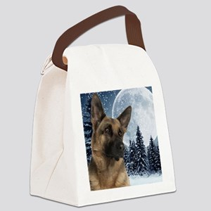 GSWinteriPad Canvas Lunch Bag