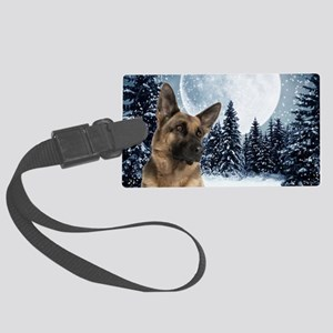 GSWinterPurse Large Luggage Tag
