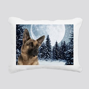 GSWinterPurse Rectangular Canvas Pillow