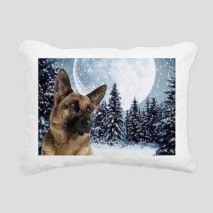 GSWinterPurse Rectangular Canvas Pillow