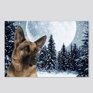 GSWinterPurse Postcards (Package of 8)
