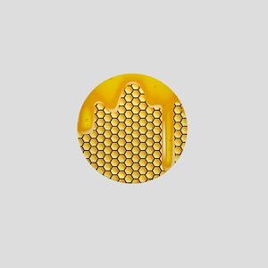 honeycombflipflops Mini Button